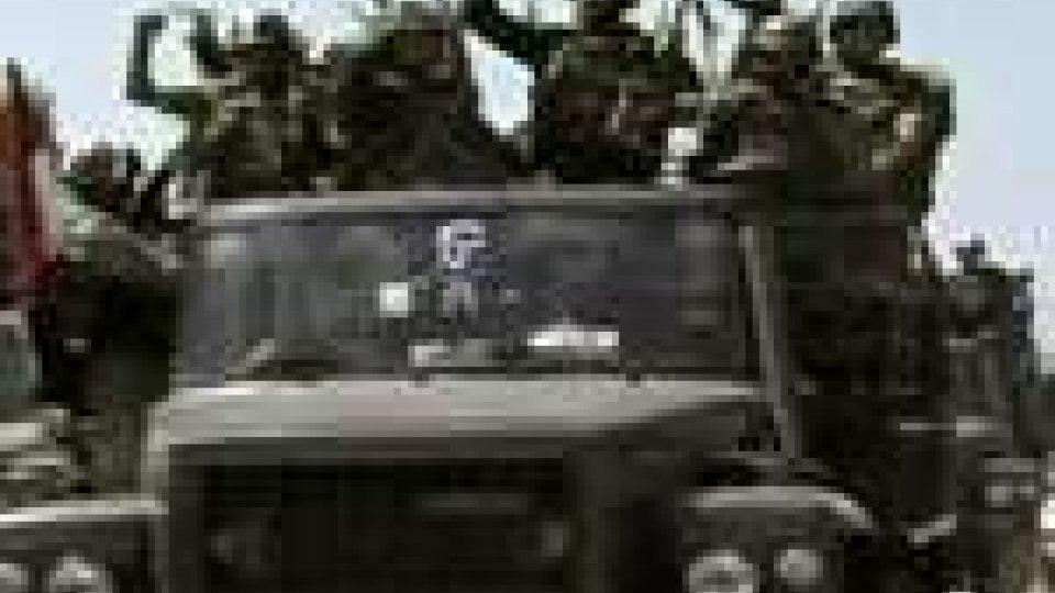 Siria. Truppe di Bashar dentro Bdama, al confine con la Turchia
