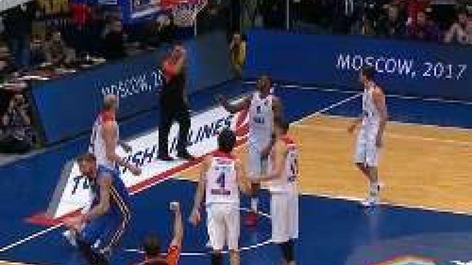 Eurolega Top16: solo il CSKA stecca al debuttoEurolega Top16: solo il CSKA stecca al debutto