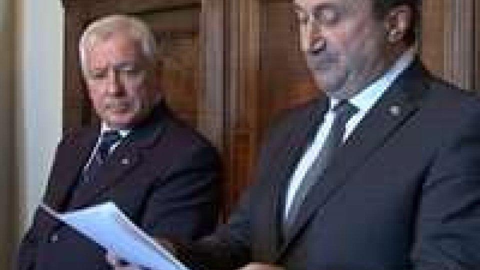 Consulta dei Capitani di Castello su incontro con Frecon