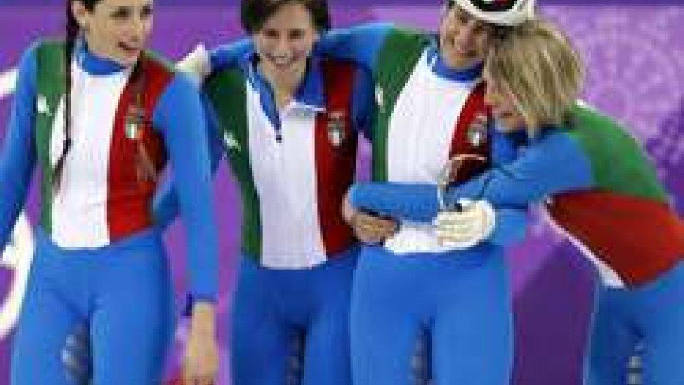 PyeogChang 2018, con le staffette sono 8 medaglie azzurre: doppia cifra vicina