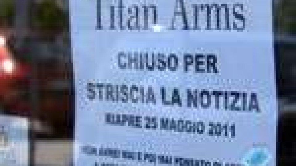 """San Marino - """"Chiuso per Striscia la Notizia"""". Notificata ai negozianti la sospensione della licenza"""