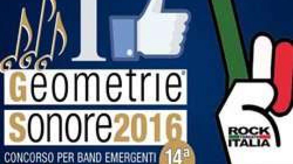 Geometrie Sonore conquista Rock Targato Italia
