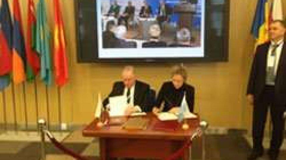 Accordi internazionali fra la società Valorexpo Srl di San Marino e la Russia