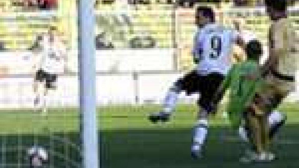 Cesena-Ascoli: 1-0