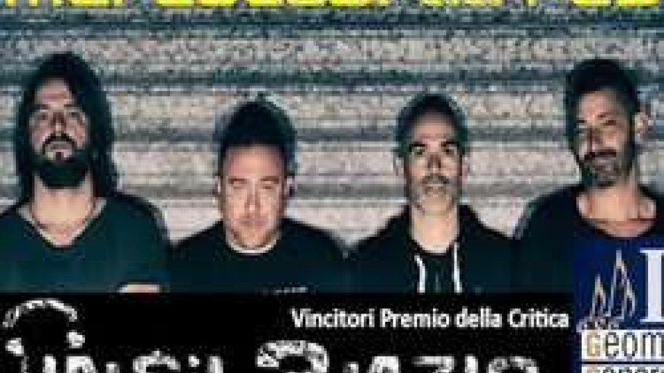 Gli Insil3nzio in concerto all'House of Rock di Rimini