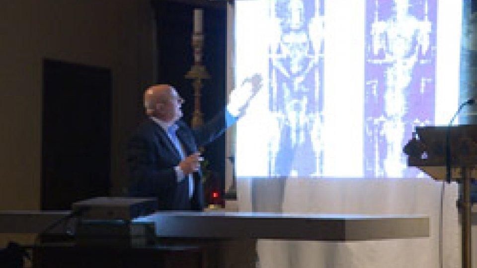 """Conferenza sulla sindoneConferenza sulla sindone alla chiesa di San Francesco: """"Scienza e Fede della reliquia"""""""