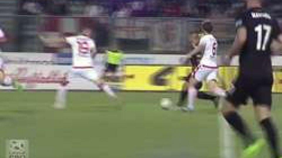 Padova-Venezia 0-1Padova-Venezia 0-1: lagunari a un punto dalla B