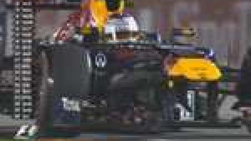 Sebastian Vettel il piu' veloce nelle seconde prove libere a Singapore