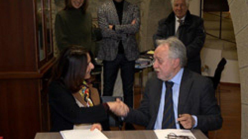 Da Osla e Università di San Marino accordo su start-up, tirocini nelle piccole imprese e programmi per lo sviluppo professionale