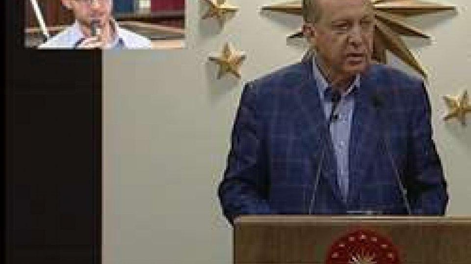 "Referendum Turchia: Spinella (ANSA), ""il Paese è profondamente diviso)Referendum Turchia: Spinella (ANSA), ""il Paese è profondamente diviso)"