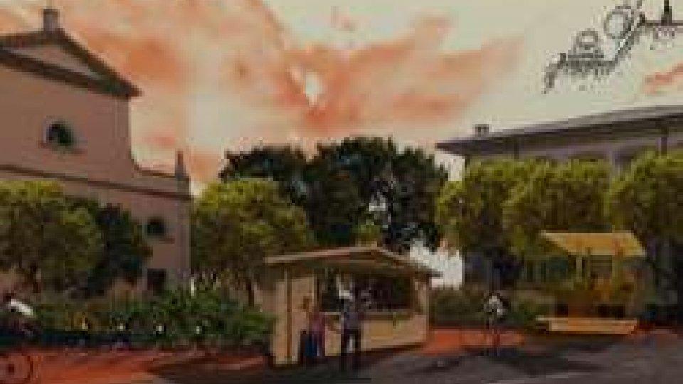 EX AEQUO per EMMA ROSSI: progetti per risolvere problemi urbanistici sul Monte