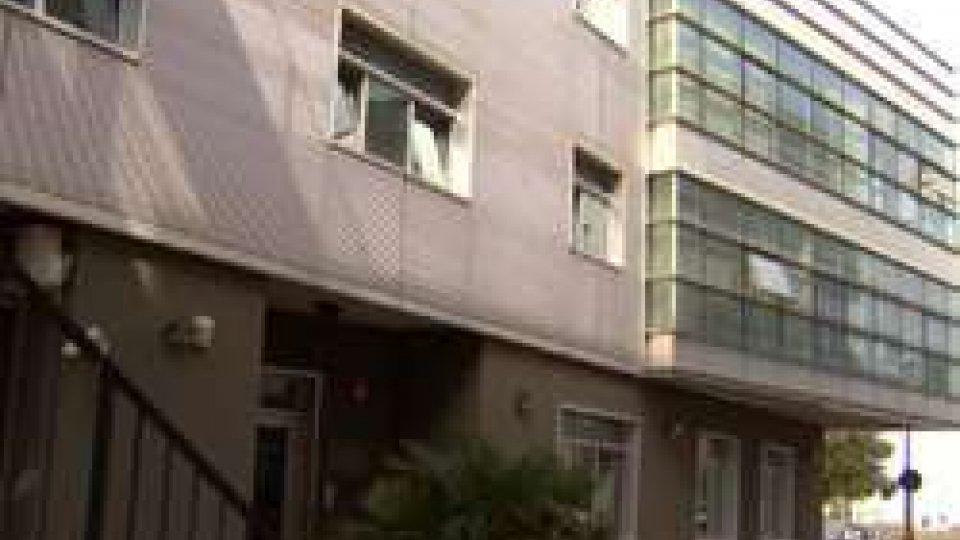 Il tribunale di San MarinoTruffa stralciata da riciclaggio per rischio prescrizione, Bacciocchi in aula