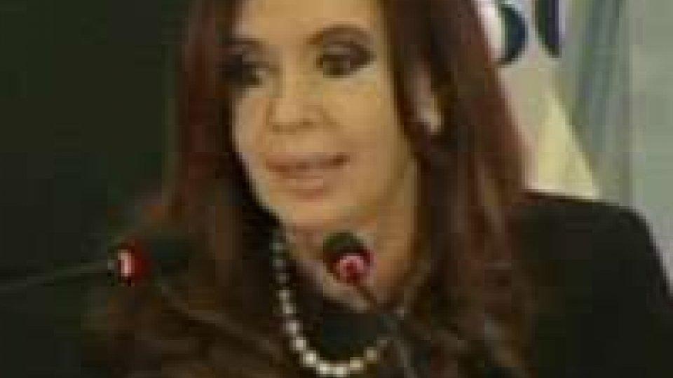Ripianati i debiti in Argentina