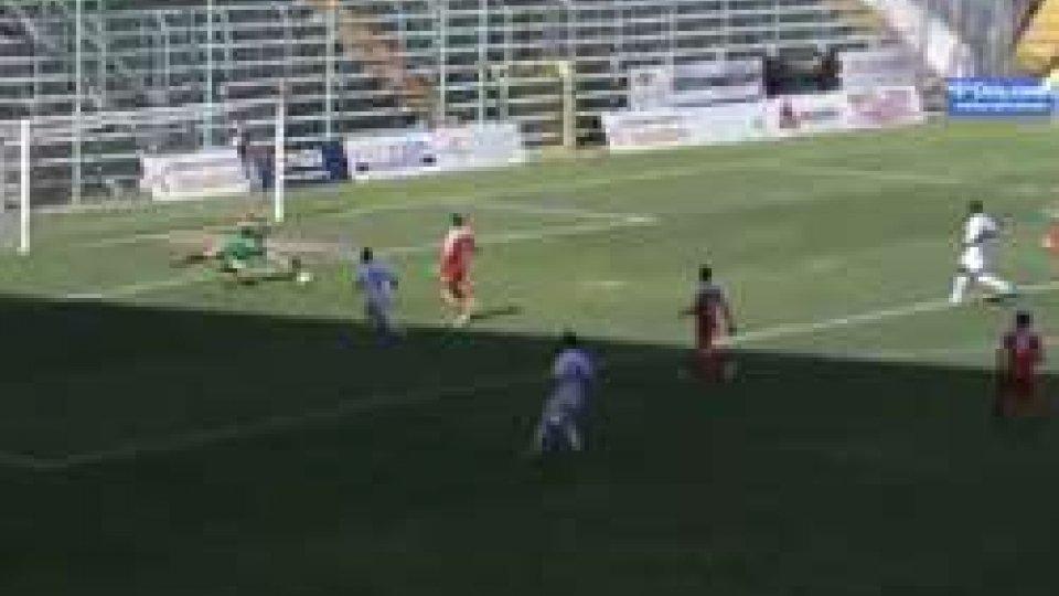 Triestina - Fano 0-1Triestina - Fano 0-1