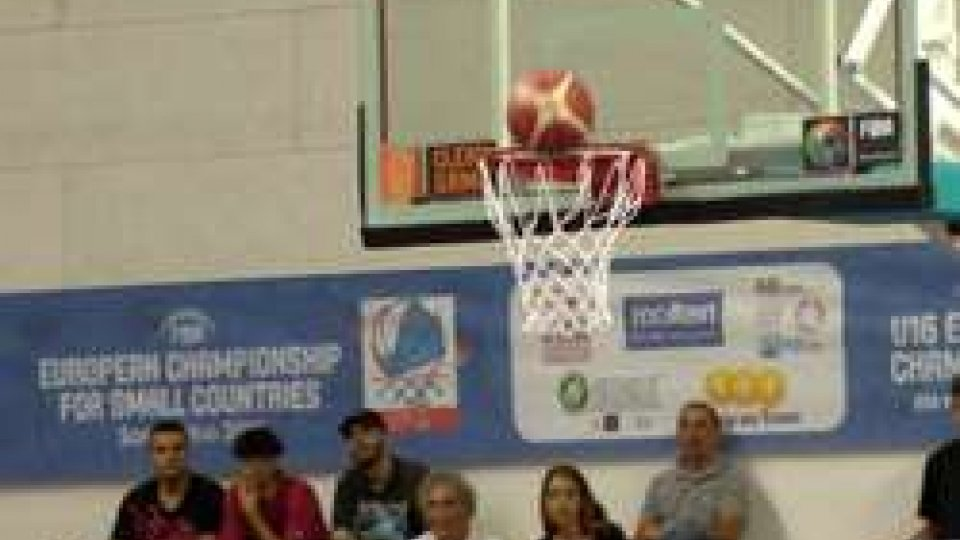EurobasketEurobasket under16: stasera San Marino a caccia della prima vittoria