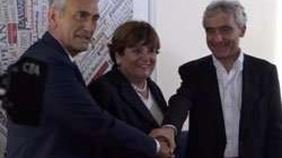 Gabriele Gravina, Rossella Orlandi e Tito BoeriProgetto Integrity dalla Lega Pro, per promuovere trasparenza e legalità nei club sportivi