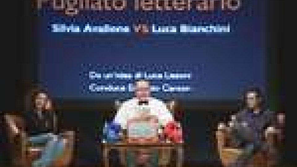 San Marino - Pugliato letterario: vince la difesa, Silvia AvallonePugilato letterario