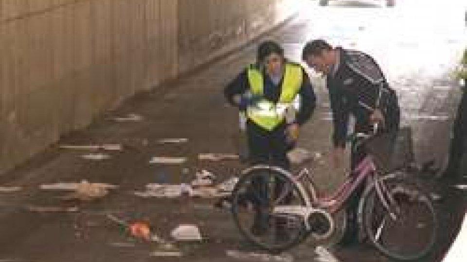 Incidente RiccioneIncidente mortale a Riccione: perde la vita una 72enne in sella alla bicicletta. fatale lo scontro con un furgone