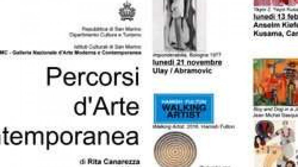 Percorsi d'Arte Contemporanea