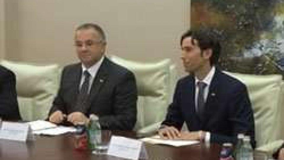 La Reggenza in volo per il Montenegro. Obiettivi della visita :perfezionamento degli accordi e dei sistemi economici