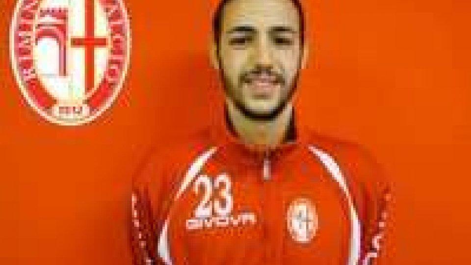 Rimini: Riccardo Martinelli torna in biancorosso