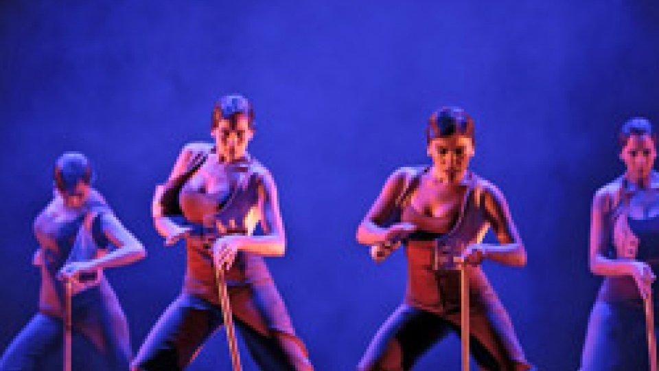 Teatro Comunale di Cagli: Compagnia Ballet Flamenco Español presenta Bolero de Ravel - Zapateado de Mozart - Flamenco Live