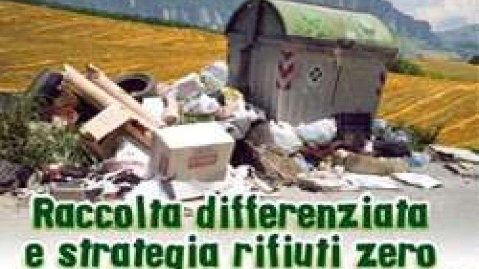 """Serata pubblica: """"Raccolta differenziata e strategia rifiuti zero: a che punto siamo?"""""""