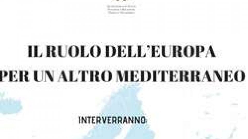 """Tavola Rotonda """"Il ruolo dell'Europa per un Altro Mediterraneo"""""""