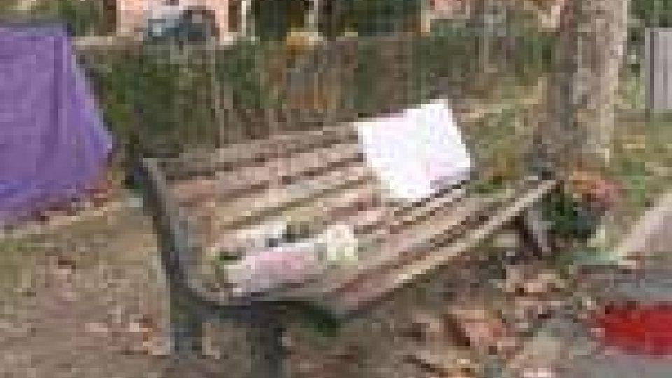 """La """"panchina di Severi"""""""