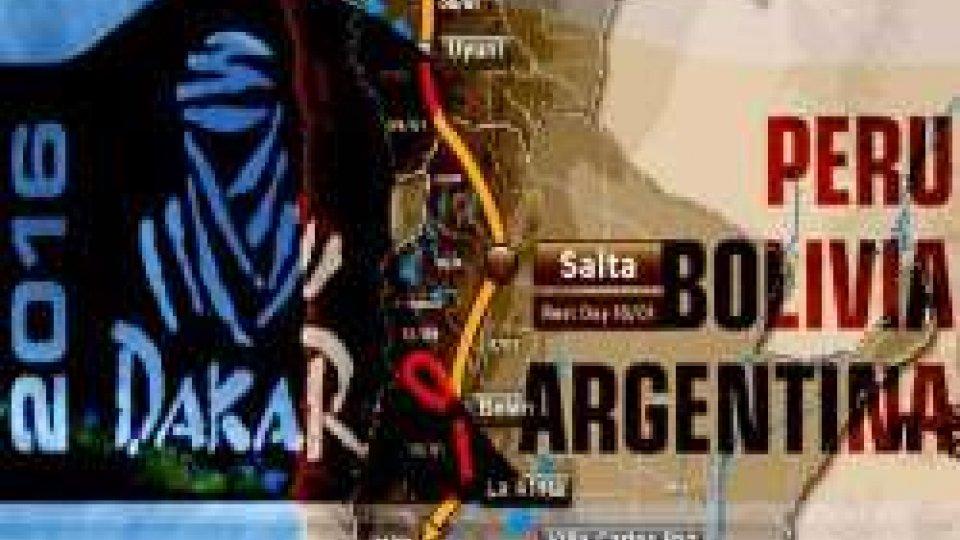 Riparte la DakarRiparte la Dakar