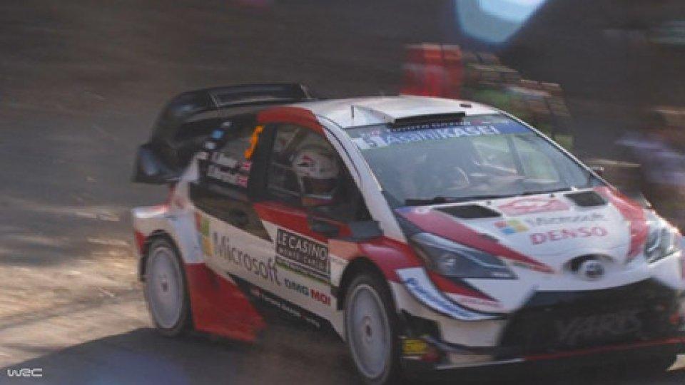 Mondiale WRCWRC, Rally Montecarlo: Meeke davanti a Ogier nello shakedown, 10° Loeb