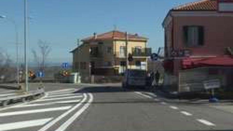 Il luogo dell'arrestoFurti: la Gendarmeria arresta due uomini presunti autori di un furto in abitazione