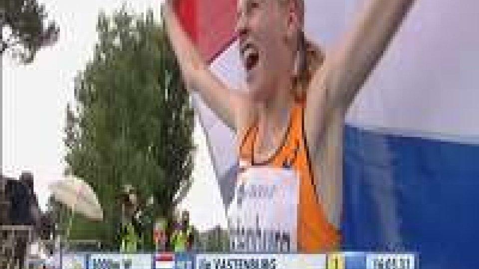 Europei Juniores: oro nei 5000 alla Vastenburg