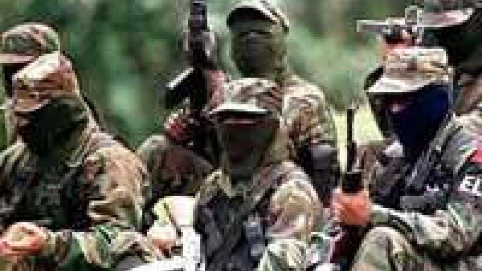Colombia: 2 capi Farc uccisi in operazione polizia-esercito