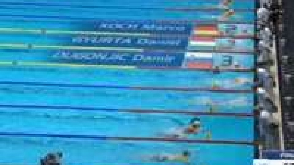 Europei di nuoto: Pellegrini d'oro