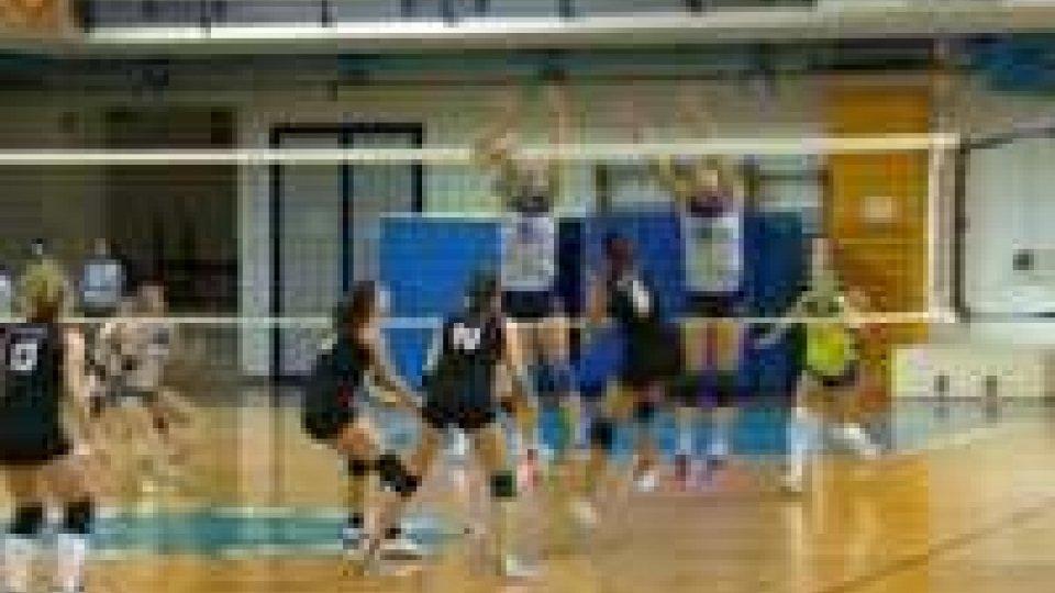 Impegni casalinghi per volley femminile e basketImpegni casalinghi per volley femminile e basket