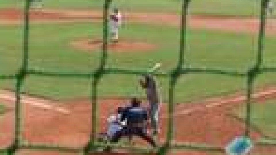 Baseball: la pioggia la fa da padrone nella settima giornata