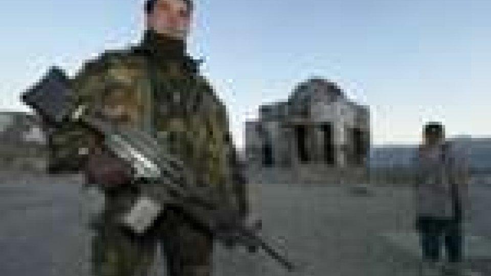 Afghanistan, italiano ucciso a Kabul