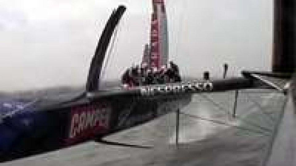 Louis Vuitton Cup: nuovo vantaggio New Zealand, Luna Rossa si ritira.