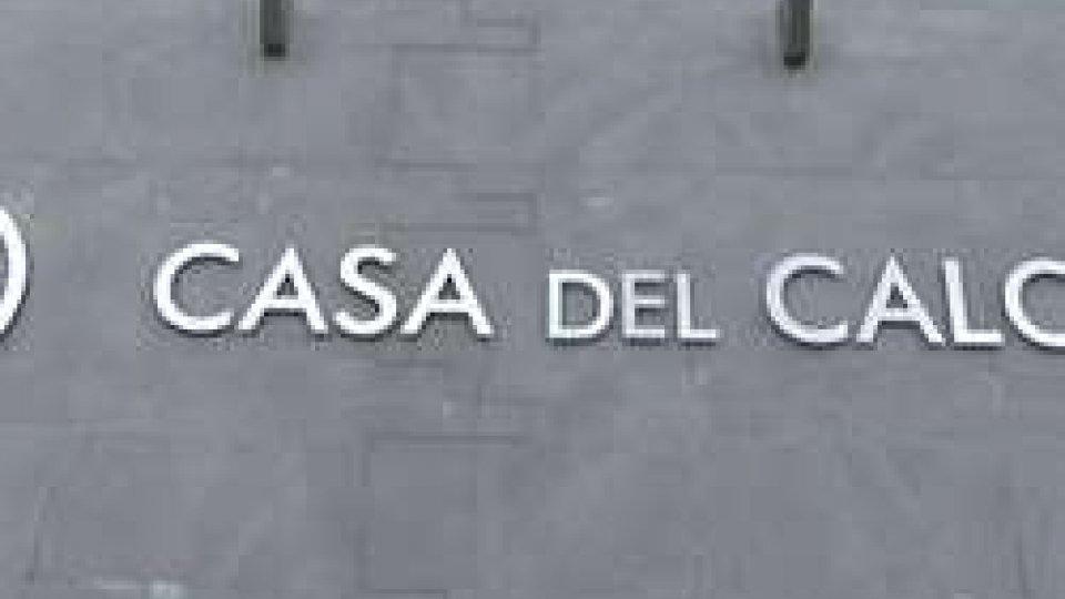 La Casa del CalcioPolemica: Il Presidente del San Marino Mancini stoppato dalla Fsgc