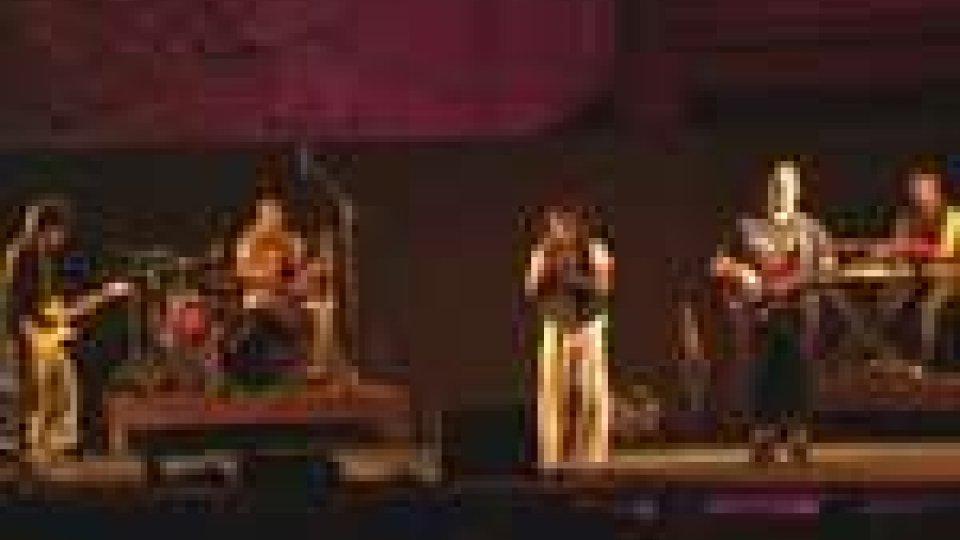 San Marino - Ieri sera sul palco i Mash Quintet