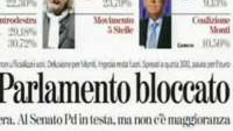 Elezioni Italia: incertezza significa rinvio delle questioni bilaterali