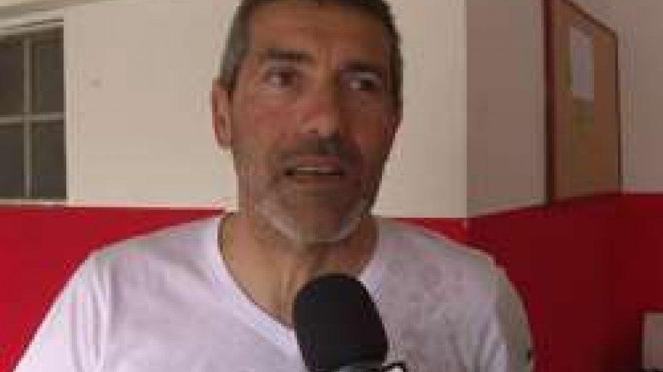 Gianluca RighettiRimini – Romagna Centro intervista agli allenatori