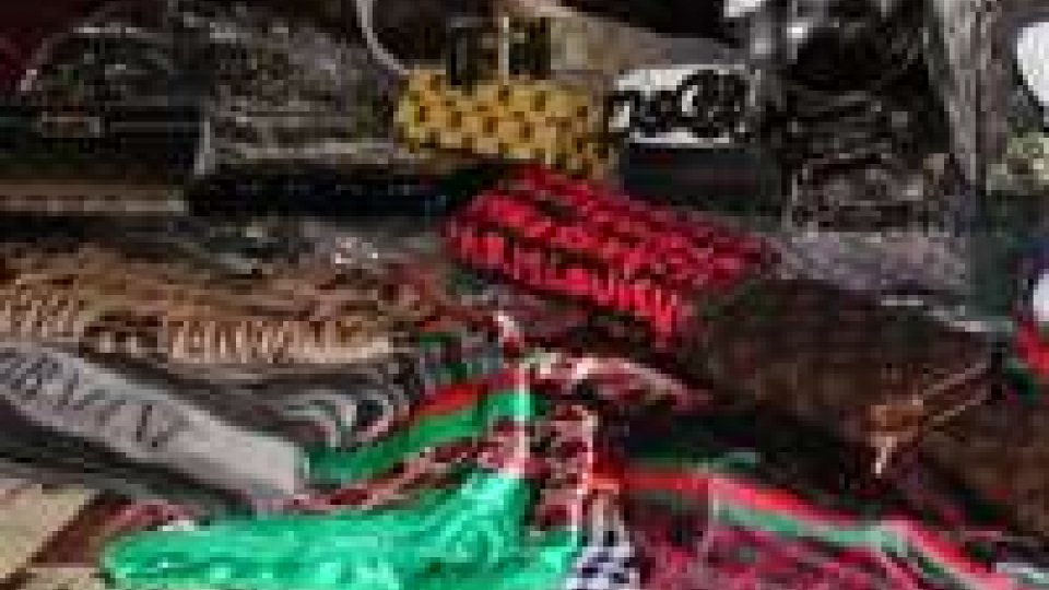 Nello scorso weekend sequestrati 20mila euro di merce contraffatta