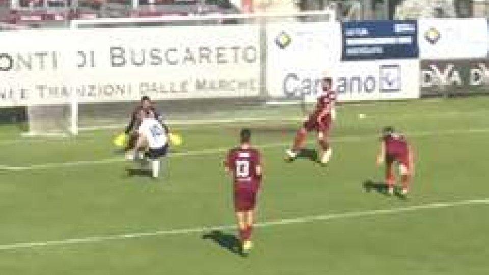 Lega Pro: Fano - Pordenone 2-3Lega Pro: Fano - Pordenone 2-3