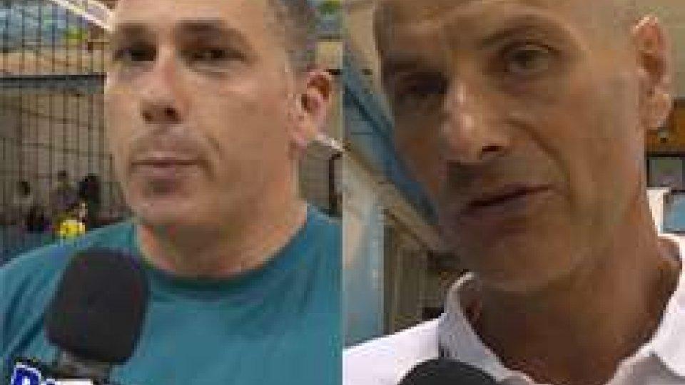 Michele Briganti e Luigi MorolliMemorial Benvenuti: parlano Briganti e Morolli