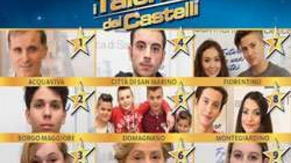 """Volti e nomi de """"I Talenti dei Castelli"""""""