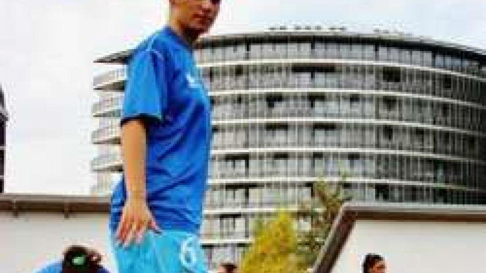 Nicole MicciarelliCalcio Femminile: nell'under 17 italiana anche un pò di San Marino