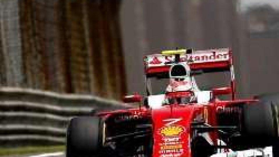 GP Cina: Ferrari davanti nelle  libere