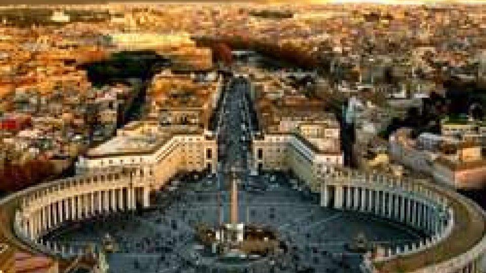 La vista su Roma